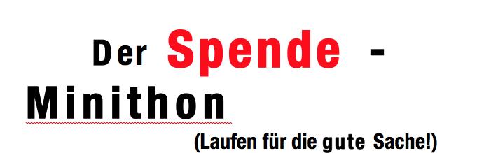 Spende Minithon